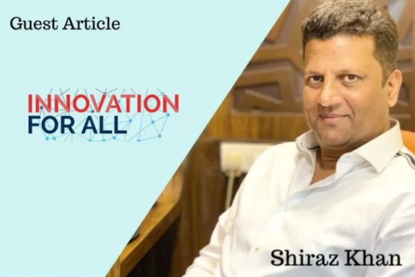 Our Founder, Shiraz Khan, features in agencyreporter.com
