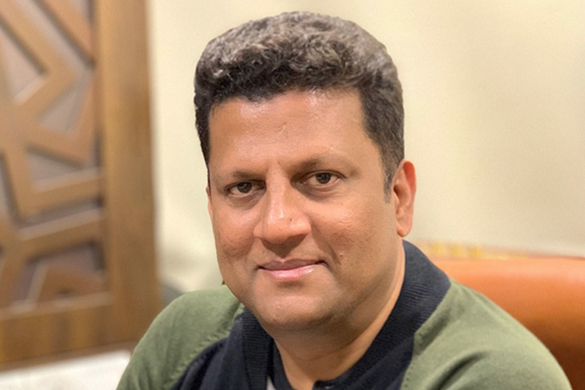 Shiraz Khan, Founder of SDA, features in buzzincontent.com