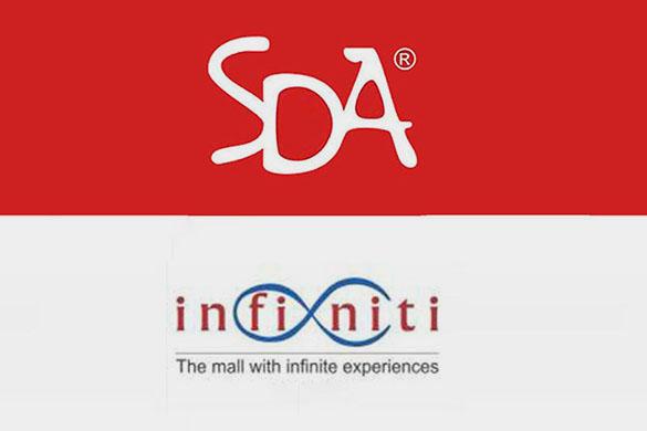 SDA bags the Digital Mandate of Infiniti Mall